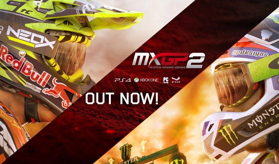 MXGP2 ya disponible para PC, PS4 y Xbox One