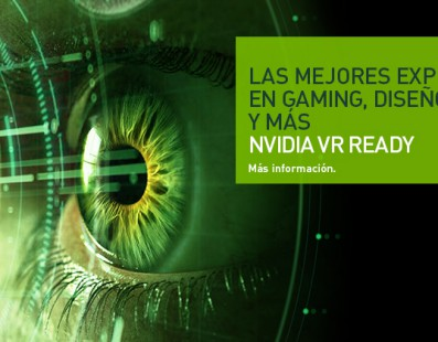 NVIDIA – La realidad virtual ha llegado