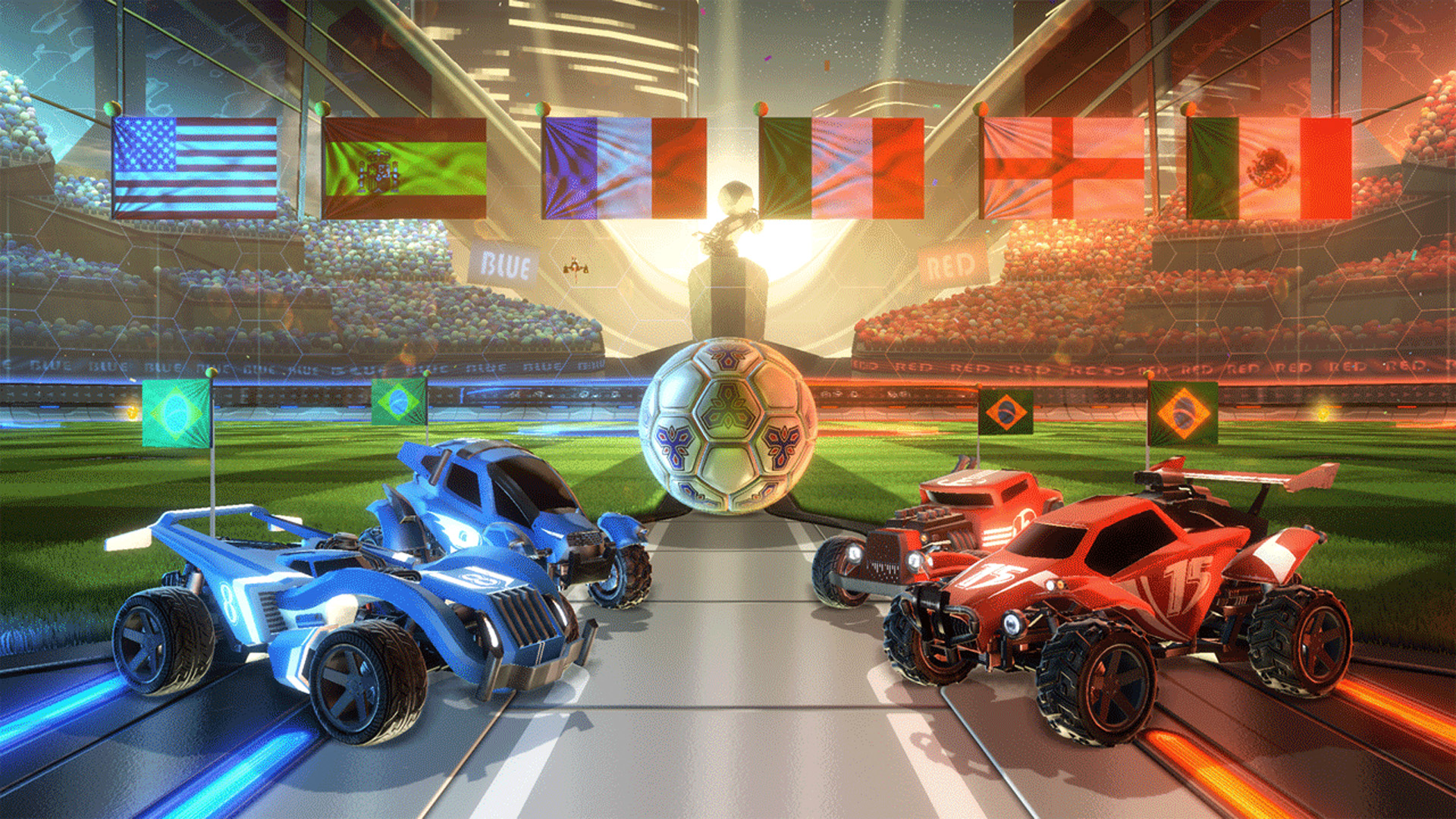 Rocket League: Collector´s Edition
