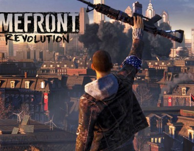 Homefront: The Revolution evento online en twitch a las 19h
