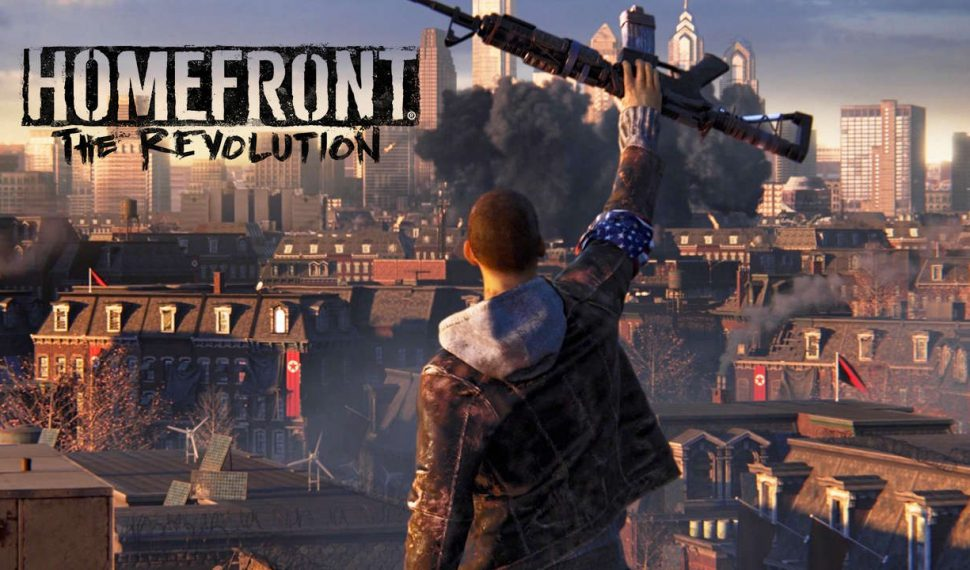 Homefront: The Revolution evento online en twitch a las 19h