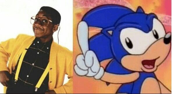 ¿Sabías que… Steve Urkel iba a ser la voz de Sonic?