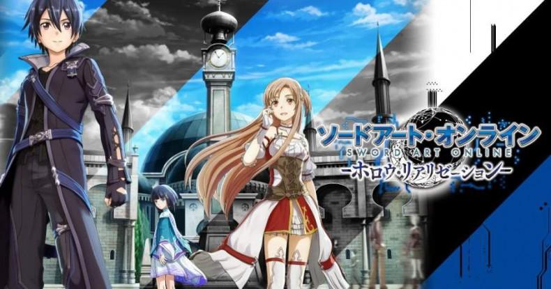 Nuevas características en Sword Art Online