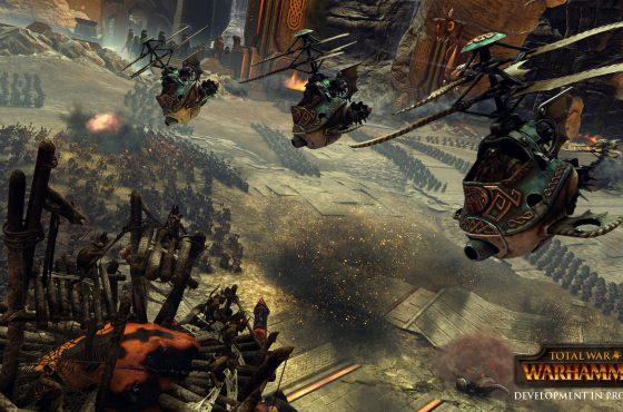 Ya conocemos los nuevos detalles de Total Warhammer