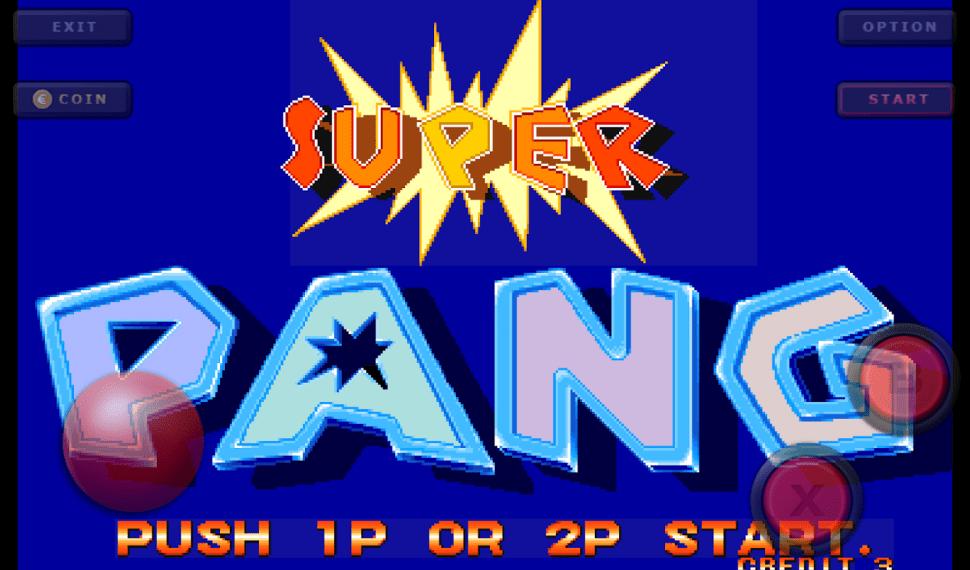 Sección retro – Super Pang