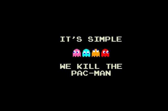 Los fantasmas de Pacman tienen nombre y personalidad