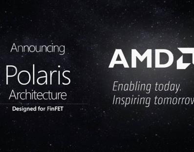 AMD Polaris, presentación de la nueva tecnología para su nuevas GPUs