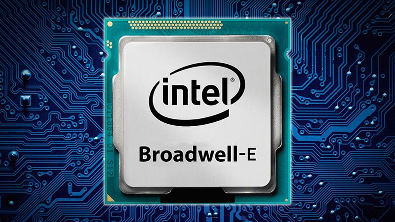 Intel anuncia los nuevos procesadores Broadwell-E