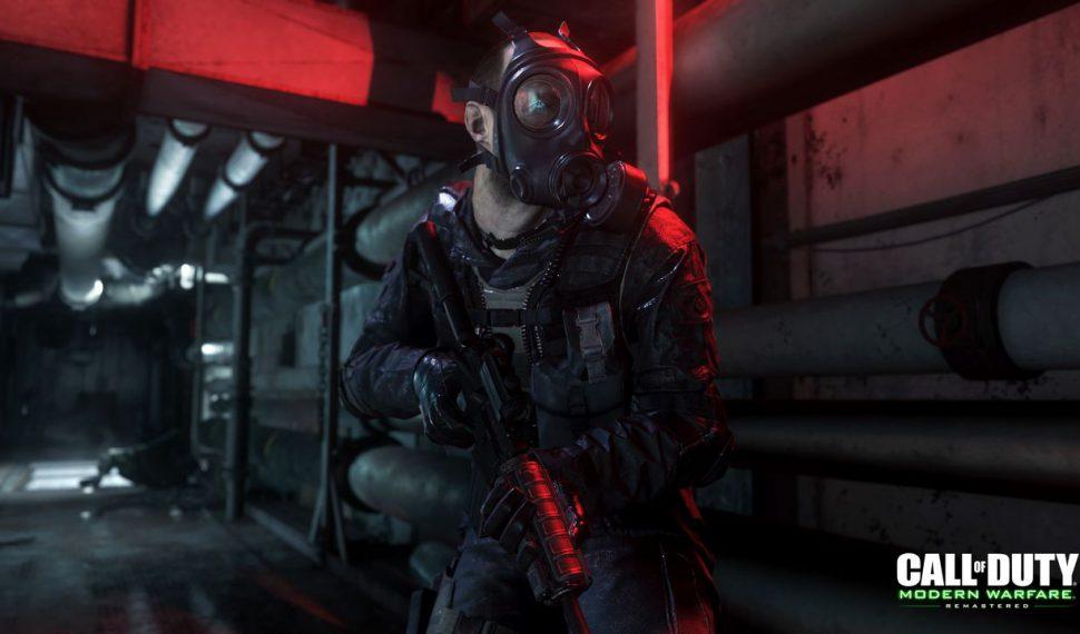 Call of Duty Modern Warfare Remastered- Comparativa entre el juego original y su remasterización