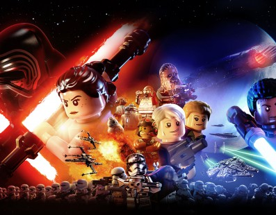 LEGO Star Wars, The Force Awakens tiene nuevo vídeo