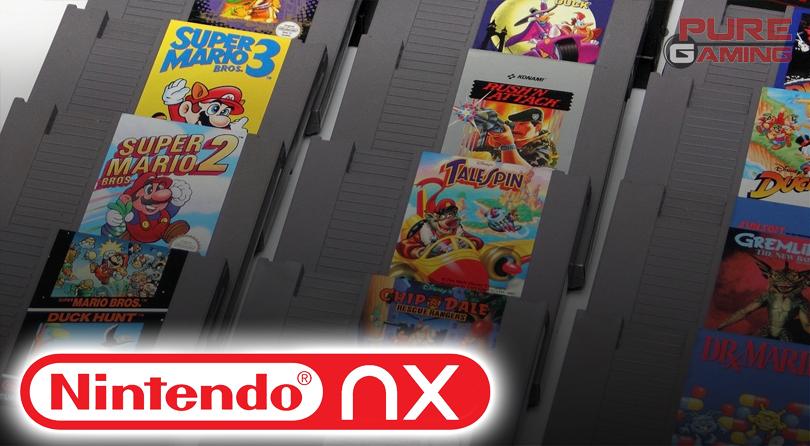 Nintendo NX podría usar cartuchos para sus juegos