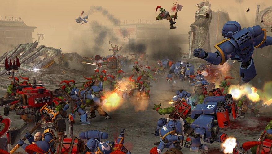 Dawn of War III por fin anunciado