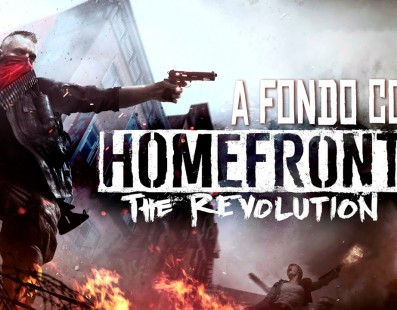 Análisis de Homefront: The Revolution