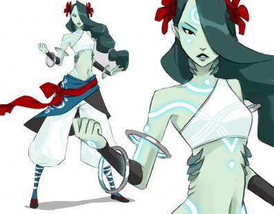 Alani, nueva heroína de apoyo en Battleborn