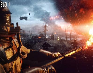 Ya disponible la beta abierta de Battlefield 1
