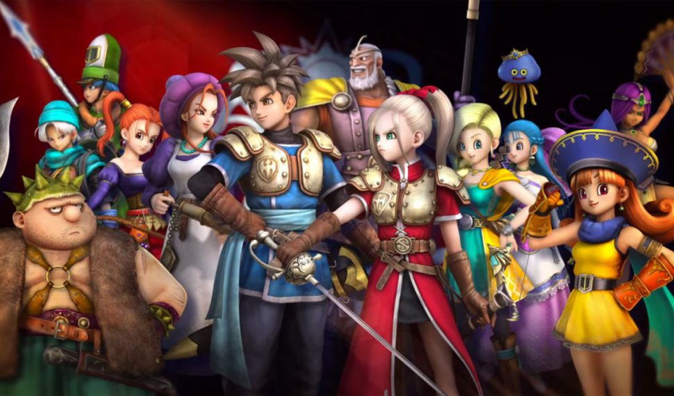 Dragon Quest celebra su 30 aniversario