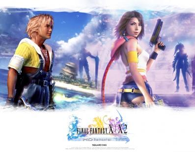 Final Fantasy X/X-2 HD Remaster en PC