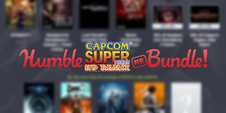 Capcom protagonista del nuevo Humble Bundle