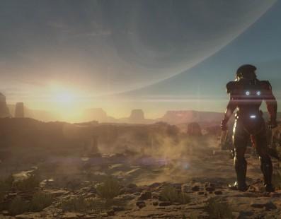 Mass Effect: Andromeda llega en 2017