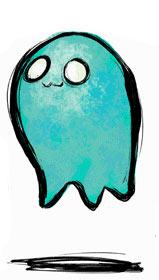 inky fantasmas de pacman