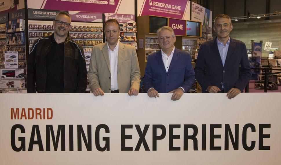 Madrid Gaming Experience. Nueva información detallada