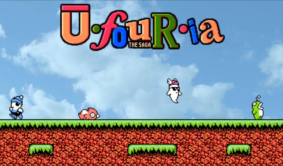 Ufouria: The Saga – Sección retro