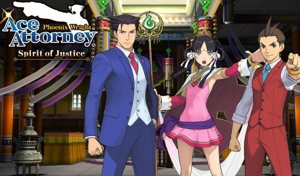 Ace Attorney: Spirit of Justice ya tiene fecha de lanzamiento