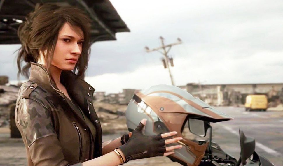 Detalles del largometraje de Final Fantasy XV