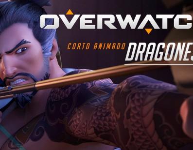 Nuevo corto animado de Overwatch: Dragones