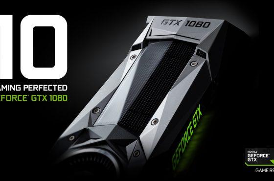 Nvidia Geforce GTX 1080, la gráfica más potente jamás creada