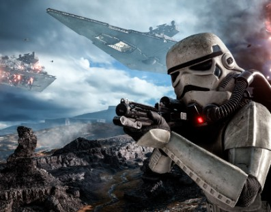 Star Wars: Battlefront 2 ya es una realidad