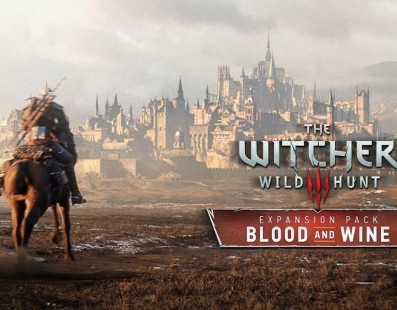 The Witcher 3: Wild Hunt – Blood and Wine sale el 31 de Mayo
