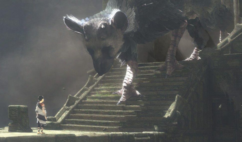 The Last Guardian ya es Gold