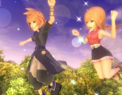 World of Final Fantasy llega a finales de Octubre