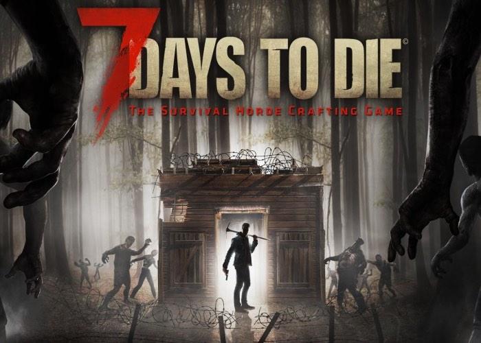7 Days to Die a la venta el 1 de Julio en PS4 y Xbox One