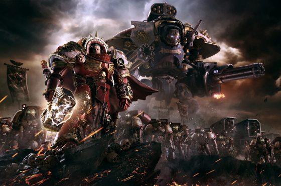 Los Marines Espaciales vuelven a la carga en Warhammer 40.000: Dawn of War III