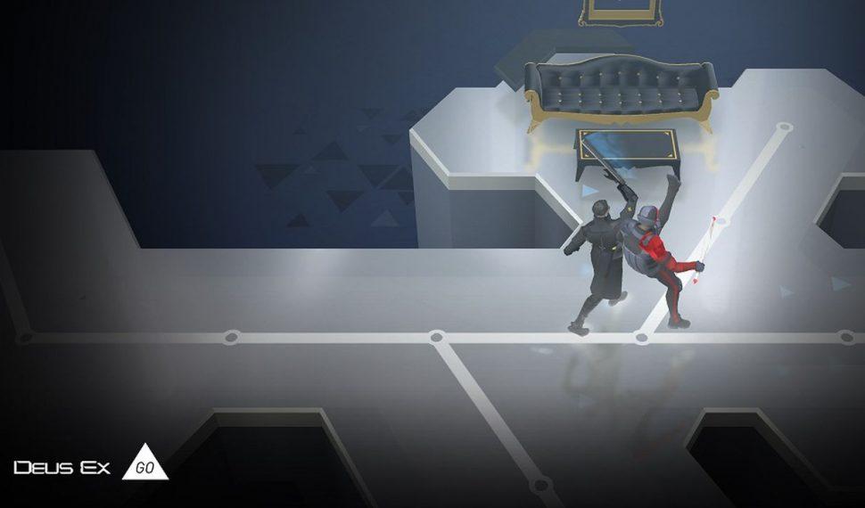 Deus Ex Go ya ha sido anunciado por Square Enix