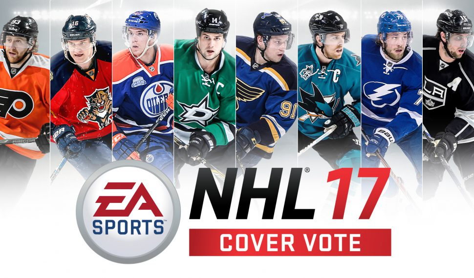 NHL 17 anunciado por EA Sports