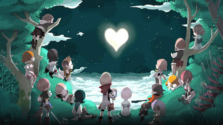 Kingdom Hearts: Unchained llegará a Europa
