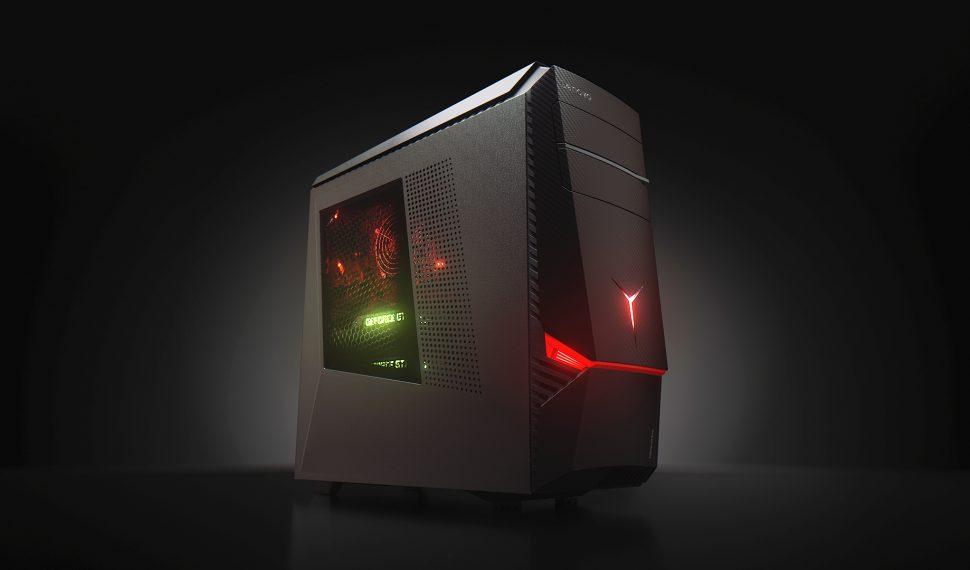 Lenovo lanzará su PC Gaming con GTX1080
