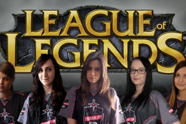 Youporn ya tiene su equipo de LOL femenino: Team YP