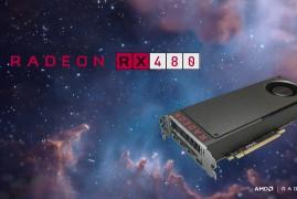 AMD Radeon RX480 ya disponible de forma oficial