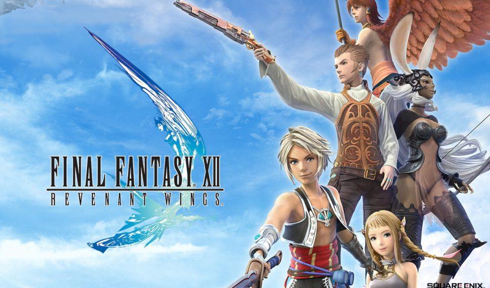 Final Fantasy XII The Zodiac Age para PlayStation 4
