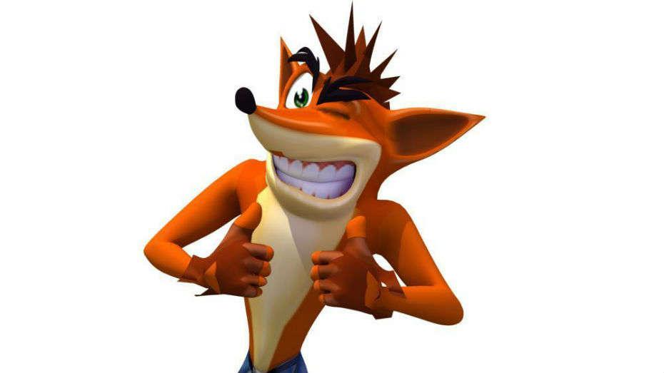 El regreso de Crash Bandicoot