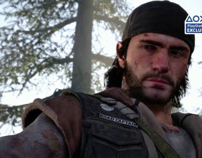 El motero protagonista de Days Gone
