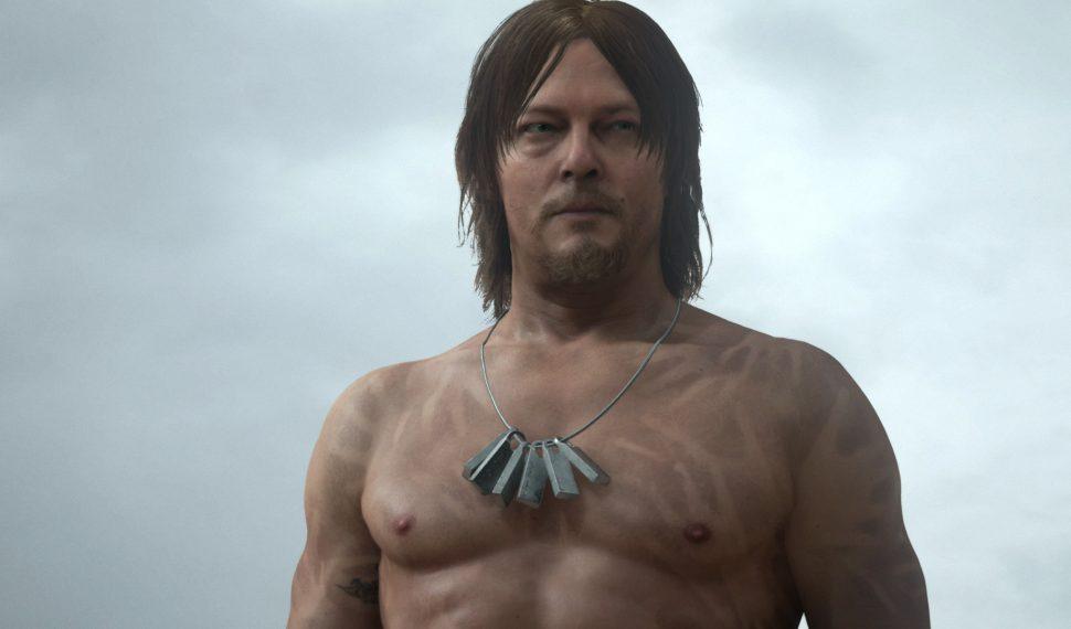 Hideo Kojima presenta Death Stranding