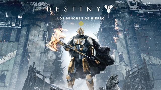 Destiny: Los Señores de Hierro – Nuevo tráiler