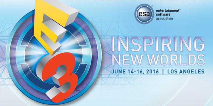 Conferencias y lanzamientos confirmados en el E3 2016