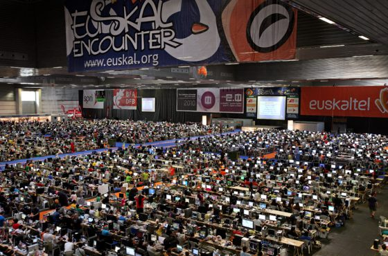 Euskal Encounter 24 – Ven a la mayor LAN PARTY de España