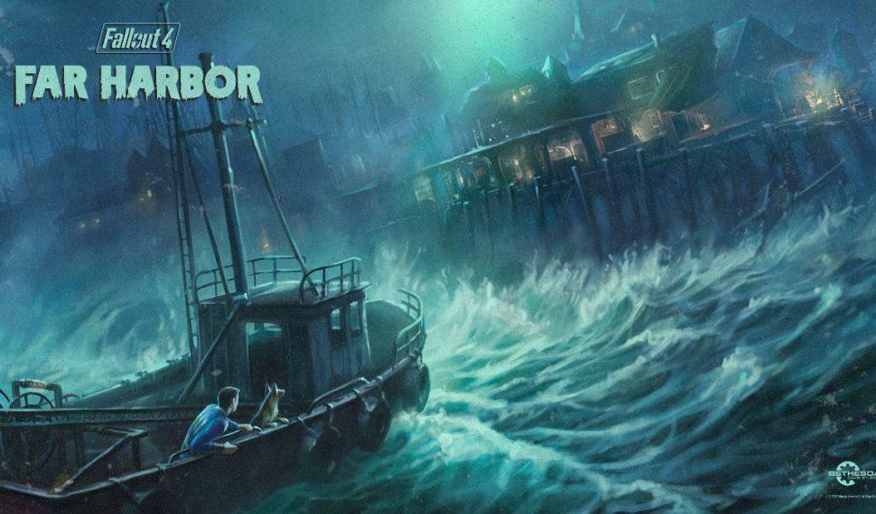 Arreglados todos los fallos de Far Harbor de Fallout 4